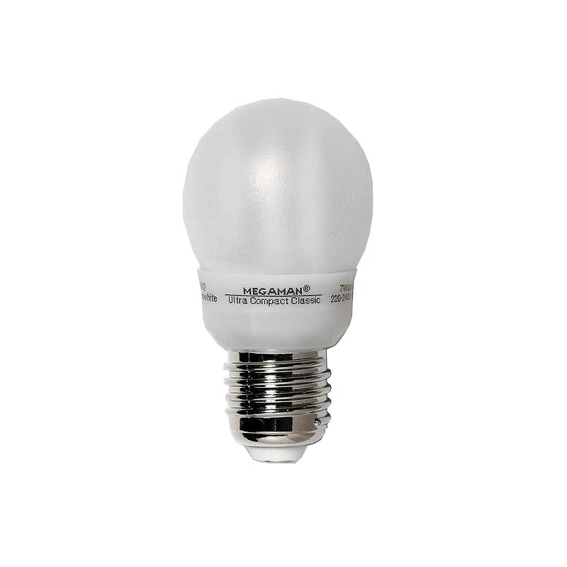 Megaman Energiesparlampe - Ultra Compact Classic 7W