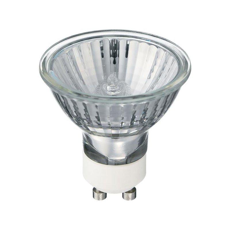 Hochvolt-Halogen-Reflektorlampe Twistline Alu 2000h 35W GU10 20°